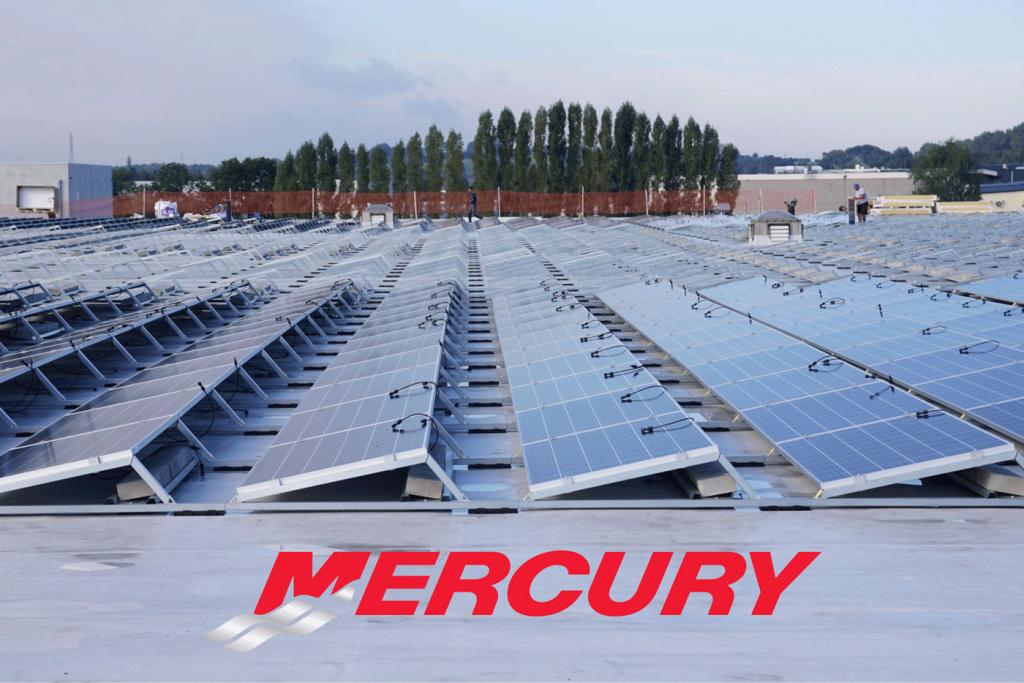 Mercury Marine Receives Award for Energy Efficiency