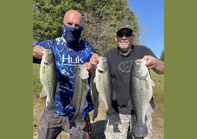 CLICK HERE FOR ALDER LAKE 4/17/21 RESULTS!