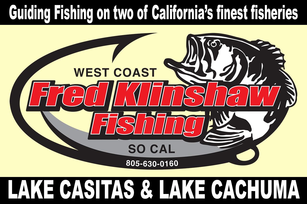 Fish Lakes Casitas & Cachuma!