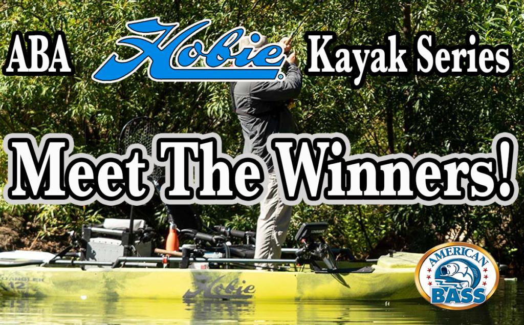Past Winners of ABA Kayak Series Events