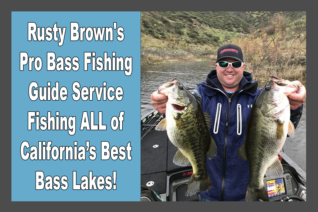 Rusty Brown's Pro Bass Fishing Guide Service